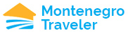 Montenegro Travel Logo
