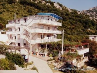 Dhoma dhe apartamente KZZ, Canj