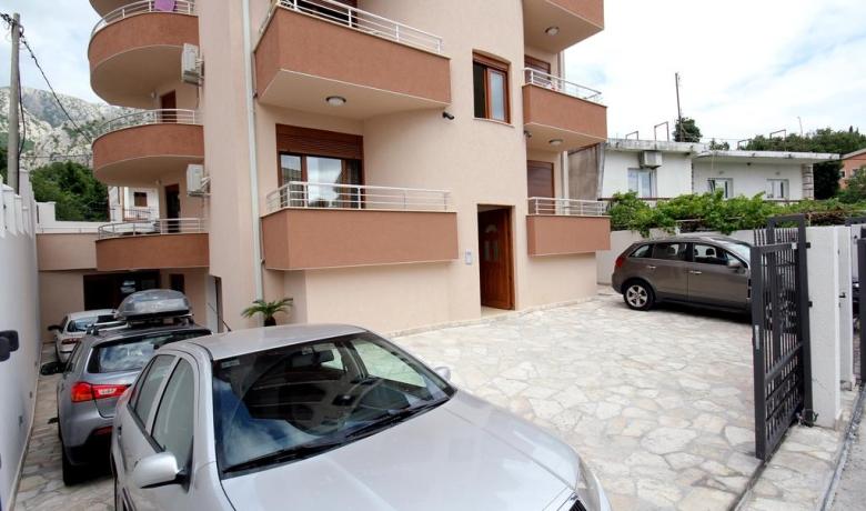 Apartmani MD-LUX, Sutomore, Apartmani