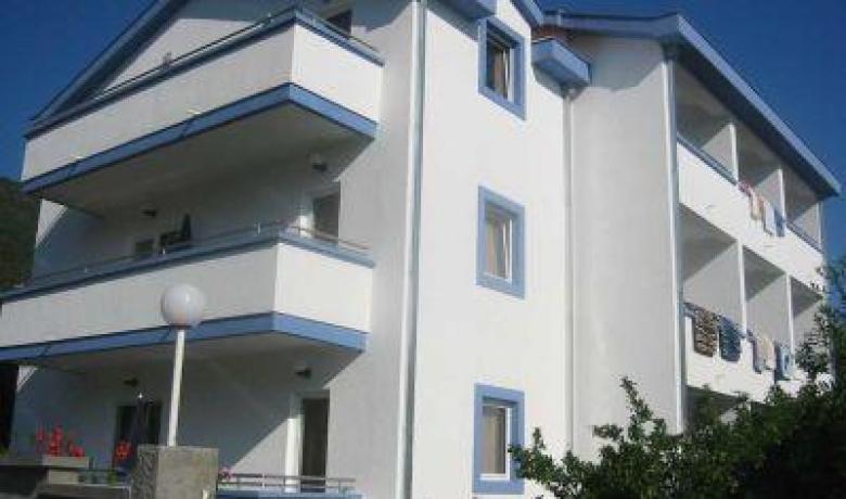 BECIC Villas, Bečići, Apartmani