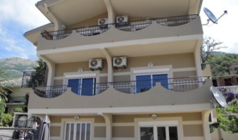 Vila Natalia, Sutomore, Apartmani