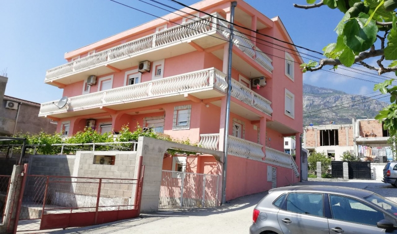 Apartmani Mušović, Bar, Apartmani