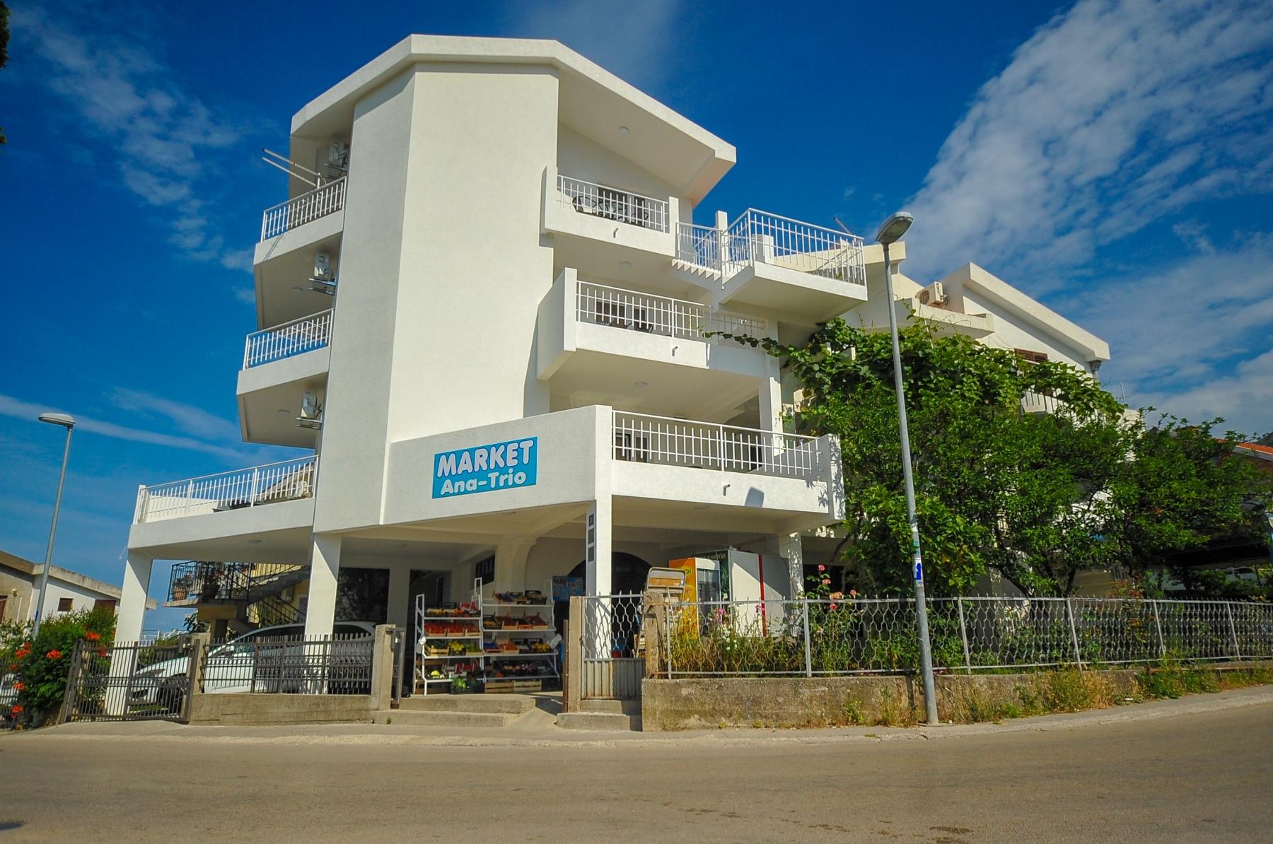 квартиры черногория бар